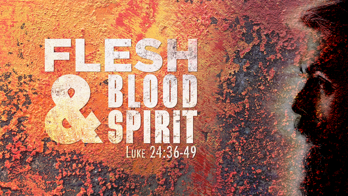 Flesh and Blood and Spirit