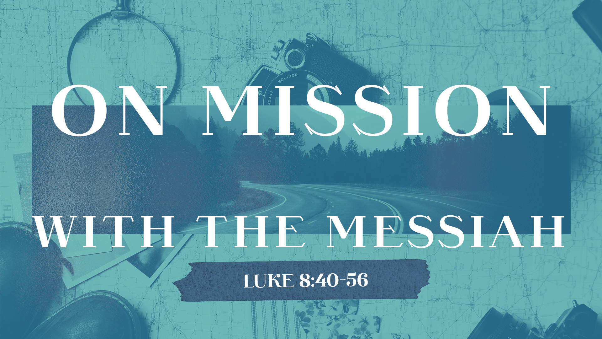 On Mission with the Messiah